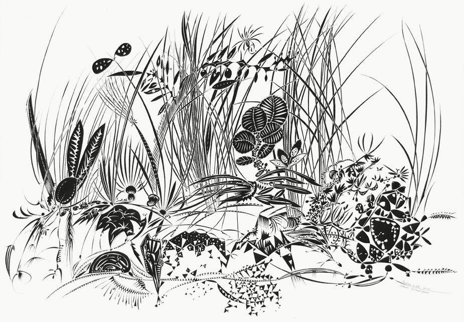 Prairie D Ete Summer Meadow Alain Courtaigne Sculpteur Animalier